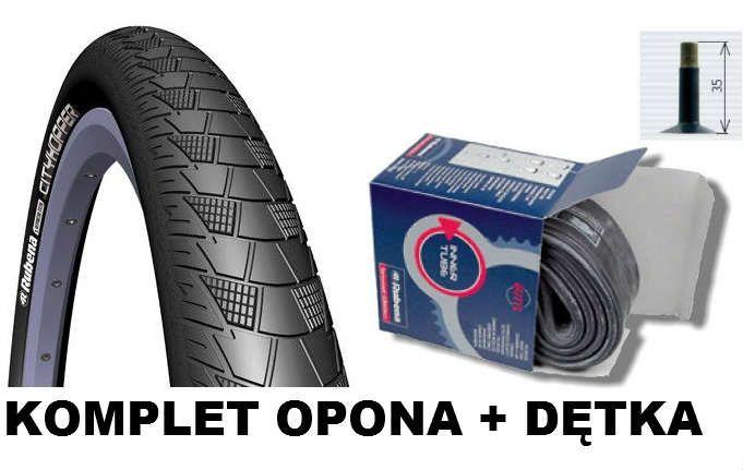 Komplet Rubena - Opona Cityhopper V99 + Dętka