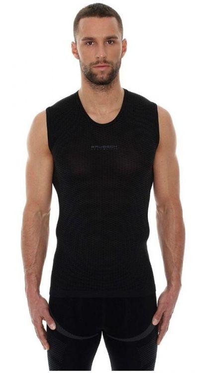 Bielizna termoaktywna Brubeck - koszulka bez rękawów Base Layer SL10100