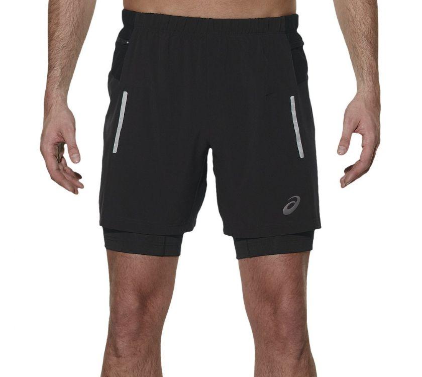 spodnie do biegania męskie asics