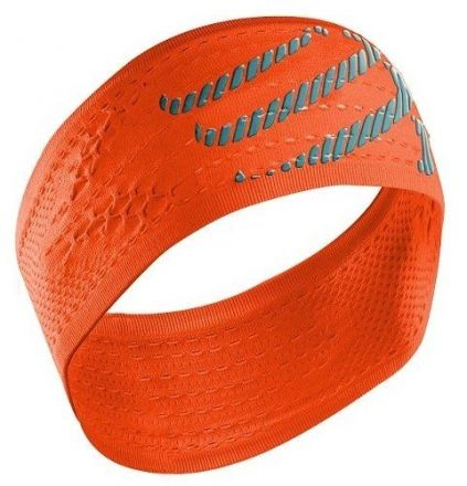 Compressport On/Off Headband | ORANGE