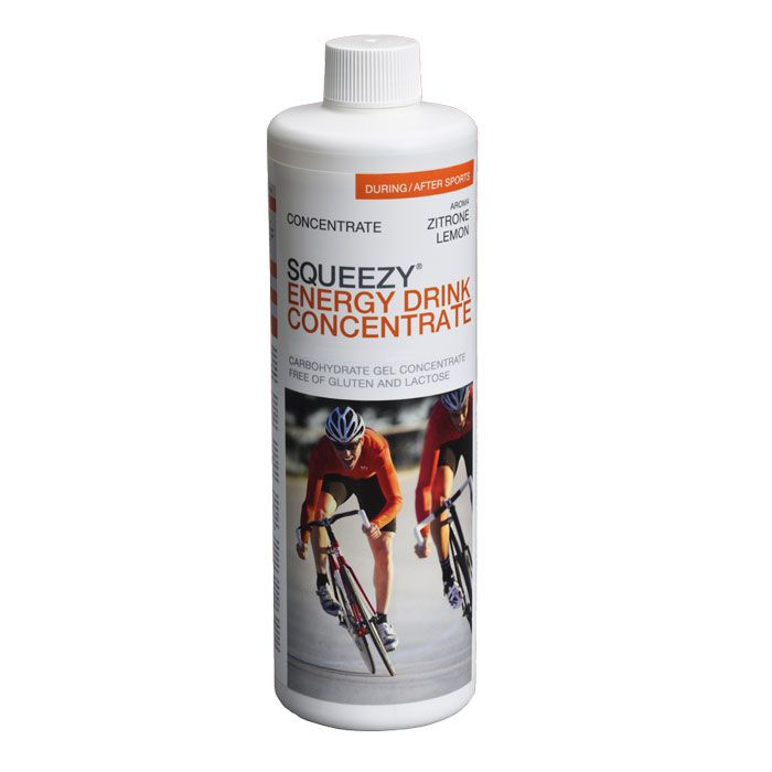 Squeezy Energy Drink Concentrate 500ml
