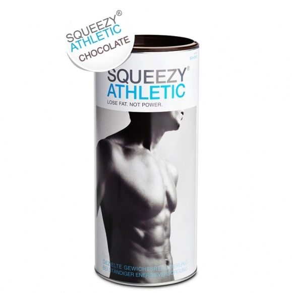 Squeezy Athletic 675g