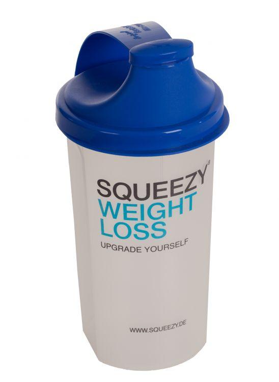 Squeezy Shaker 700ml - shaker do mieszania odżywek