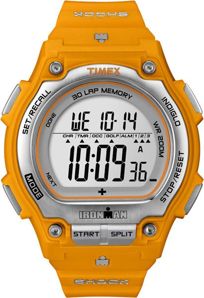 Timex Ironman® Triathlon® Shock Resistant 30 Lap