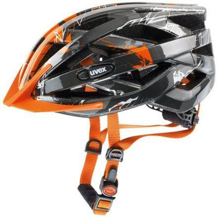 Uvex I-vo C | Black/Orange