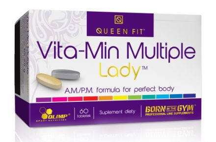 Olimp Vita-min Multiple Lady 60tab.
