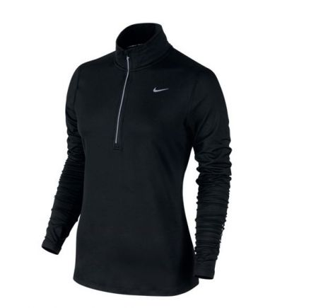 Nike Element Half-Zip - damska bluza do biegania  685910_010