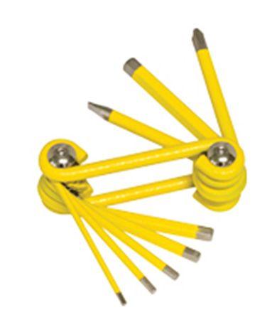 Zestaw narzędzi rowerowych Aim Minitool 8-1