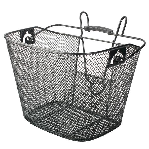 Aim Basket with Hooks - koszyk na kierownicę