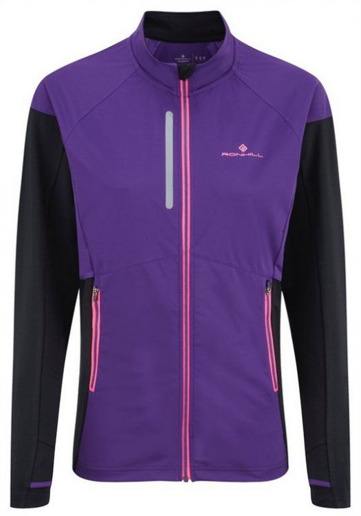 Damska kurtka do biegania Ronhill Vizion Mistral Jacket