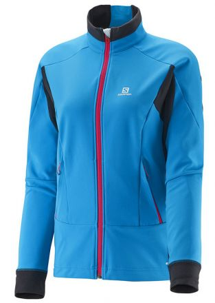 Salomon Momemtum SoftShell Jacket