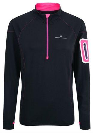 Ronhill Wms Vizion Winter 1/2 Zip - bluza do biegania