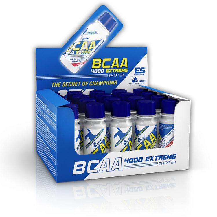 Olimp BCAA 4000 EXTREME SHOT (20x60 ml)