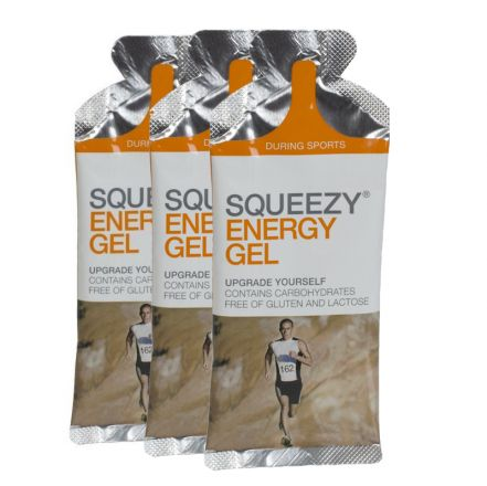 SQUEEZY Energy Gel 3x33g