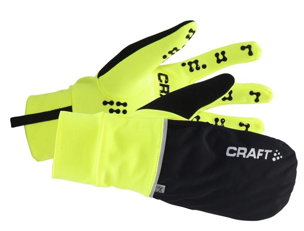 Craft Hybrid Weather Glove - rękawiczki do biegania 1903014_2851