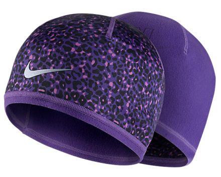 Damska czapka do biegania Nike Run Lotus