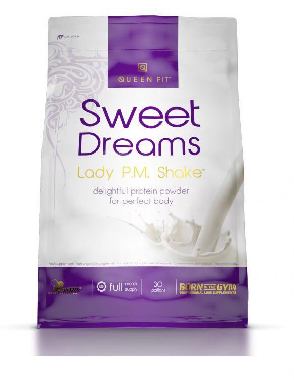 Napój regeneracyjny dlla kobiet Olimp Sweet Dreams