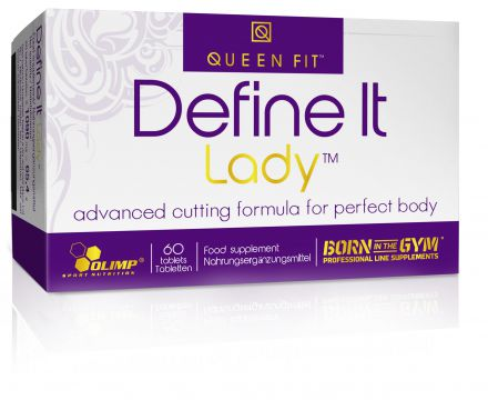 Olimp Define It Lady 60 tabletek