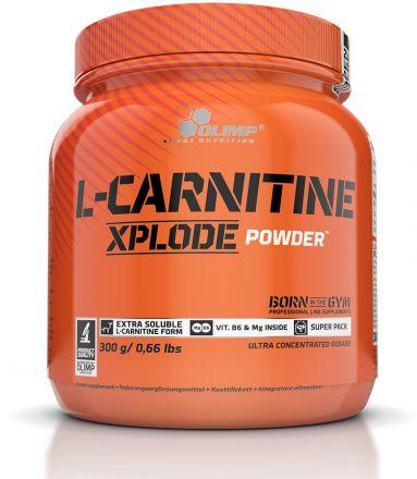 L-karnityna przyspieszająca rozpad tłuszczu Olimp L-Carnitine Xplode 300g
