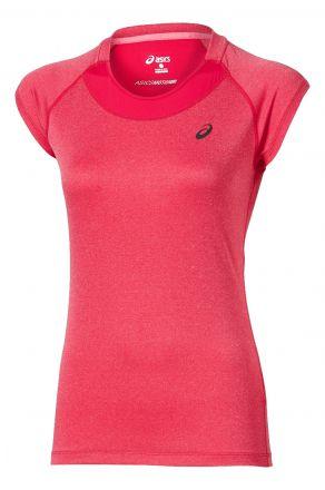 Asics Capsleeve Top - damska koszulka do biegania