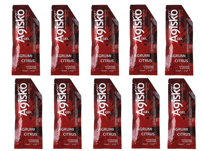 Agisko Energy Gel 10 x 37g