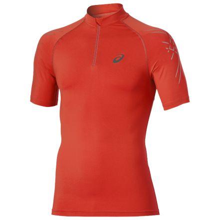 Asics IM 1/2 Zip Top kompresyjna koszulka do biegania