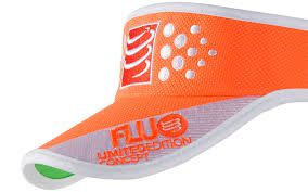 Daszek sportowy Compressport Visor V2 Fluo