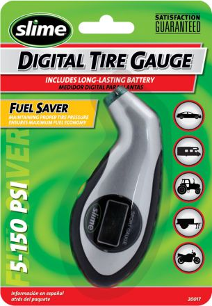 Slime - Digital Sport Tire Gauge