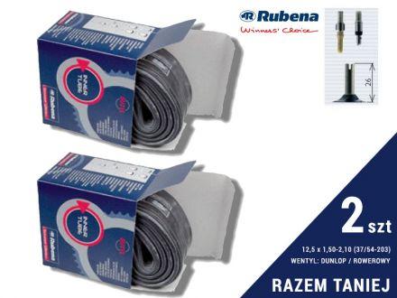 Rubena DV 12,5x1,50x2,10 (37/54-203) 26mm [2szt]
