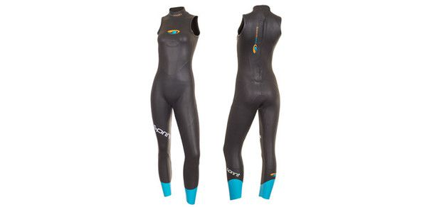 BlueSeventy Sprint Sleeveless - damska pianka neoprenowa