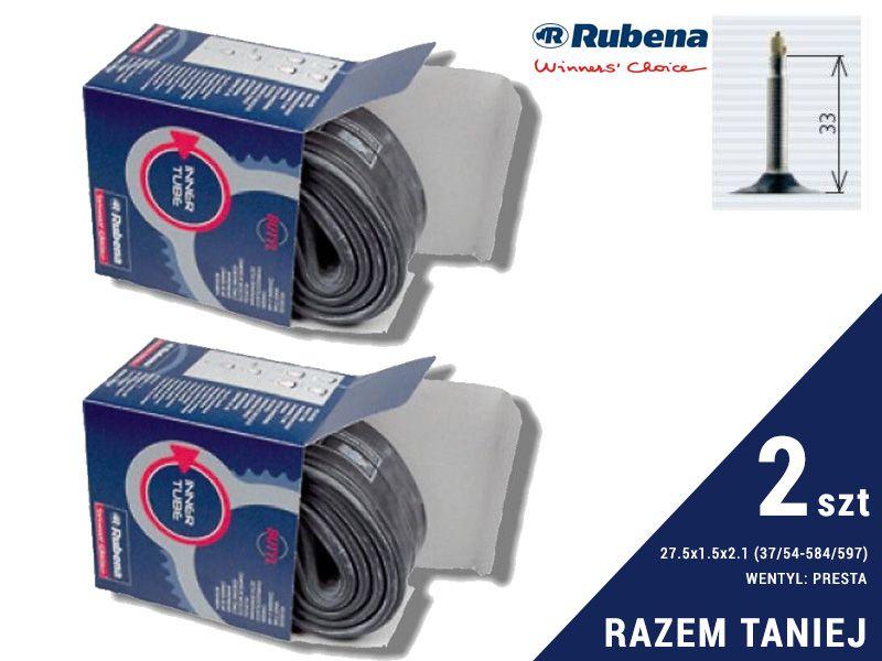 Rubena FV 27,5x1.5x2.1 (37/54-584/597) 33mm [2szt]