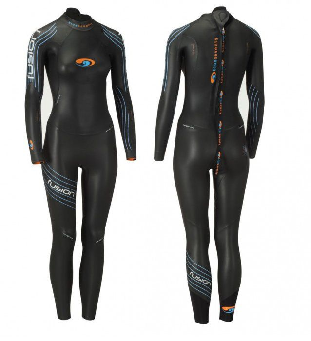 BlueSeventy Fusion Fullsuit - damska pianka triathlonowa