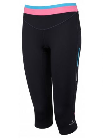 Ronhill Aspiration Contour Capri - damskie getry do biegania
