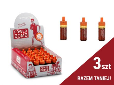 Powergym Power Bomb [3x10ml]