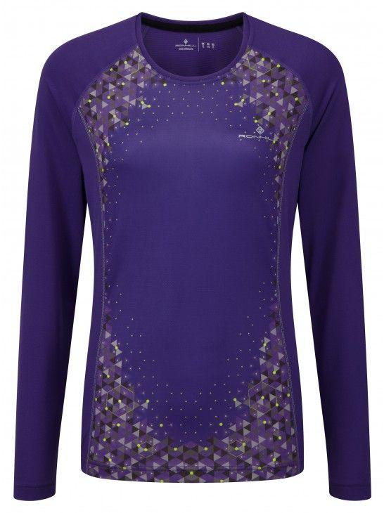 Ronhill Aspiration LS Tee - cienka bluza do biegania