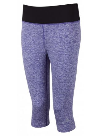 Damskie getry 3/4 do biegania Ronhill Aspiration Rhythm Capri