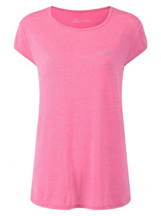 Ronhill Aspiration Lux Tee - damska koszulka do biegania