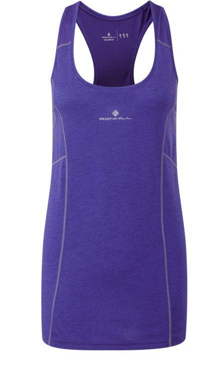 Ronhill Aspiration Tempo Vest - męska koszulka biegowa